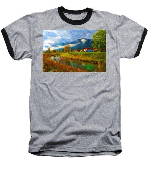 Canal 1 Baseball T-Shirt