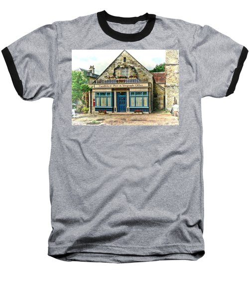 Candleford Post Office Baseball T-Shirt