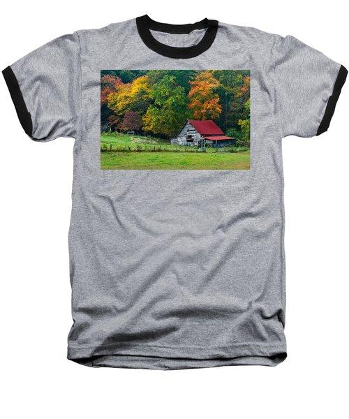 Candy Mountain Baseball T-Shirt