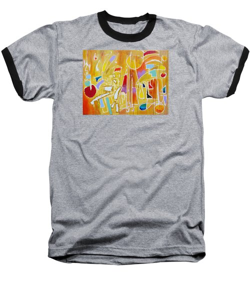 Candy Shop Garnish Baseball T-Shirt