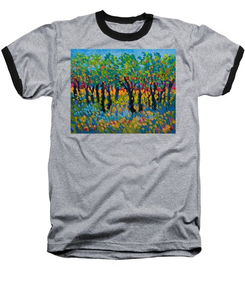 Candy Wood Baseball T-Shirt