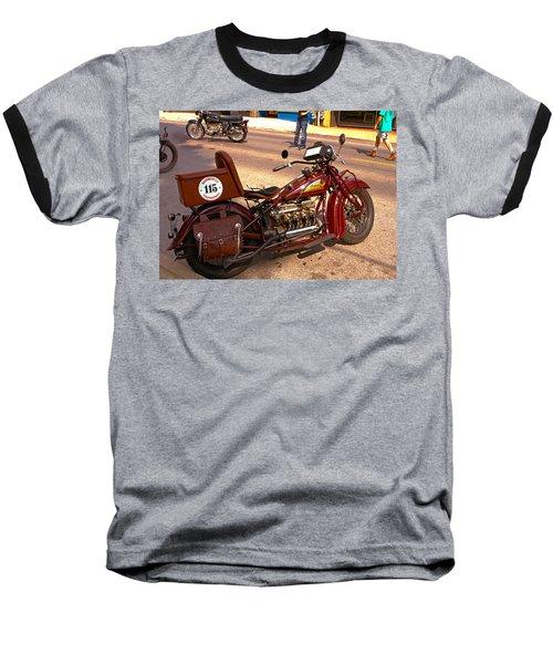 Cannonball Indian #115 Baseball T-Shirt