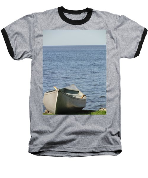 Baseball T-Shirt featuring the photograph Canoe by Tiffany Erdman
