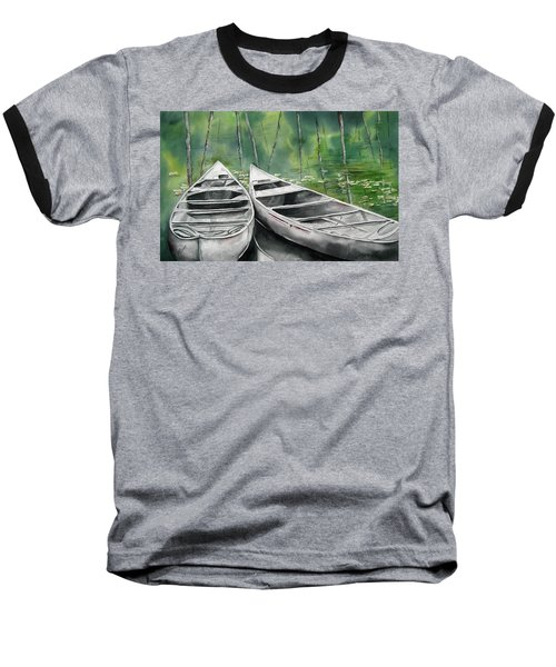 Canoes To Go Baseball T-Shirt