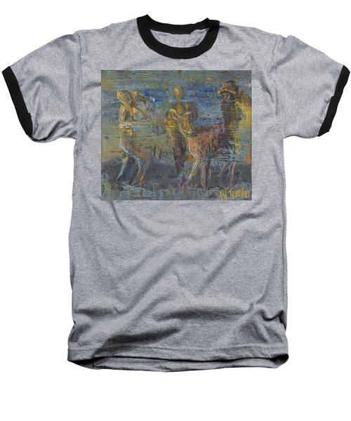 'can't Force A Mule' Baseball T-Shirt