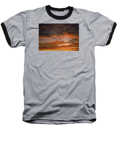 Canvas Sky Baseball T-Shirt