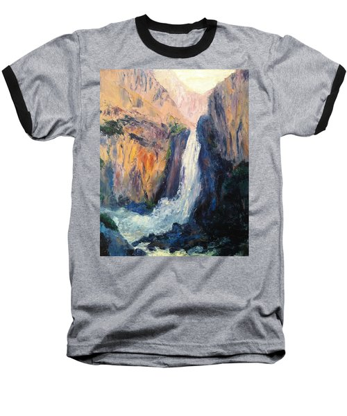 Canyon Blues Baseball T-Shirt