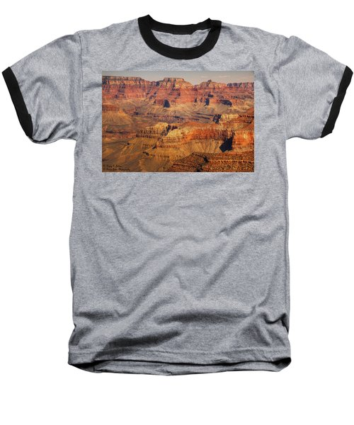 Canyon Grandeur 2 Baseball T-Shirt