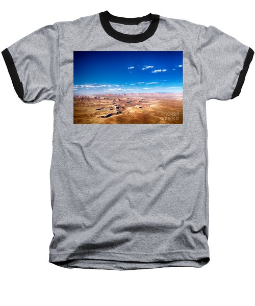 Canyon Lands Best Baseball T-Shirt by Juergen Klust