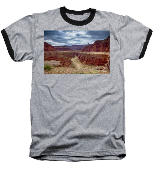 Canyonlands Baseball T-Shirt by Juergen Klust