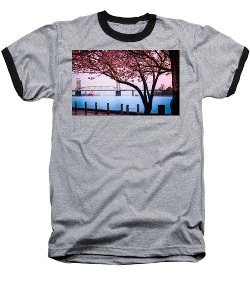 Cape Fear Of Wilmington Baseball T-Shirt