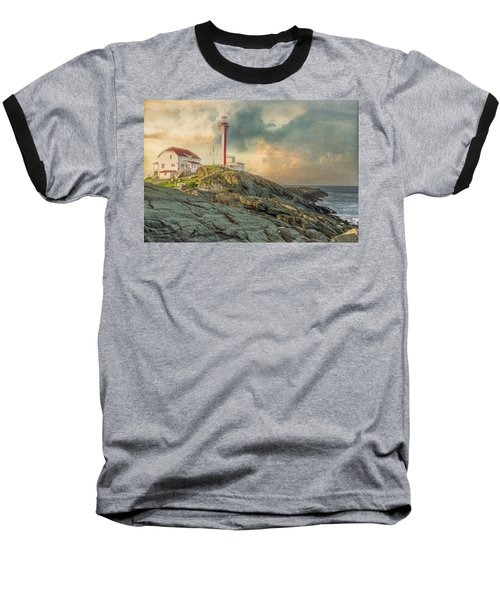 Cape Forchu  Baseball T-Shirt