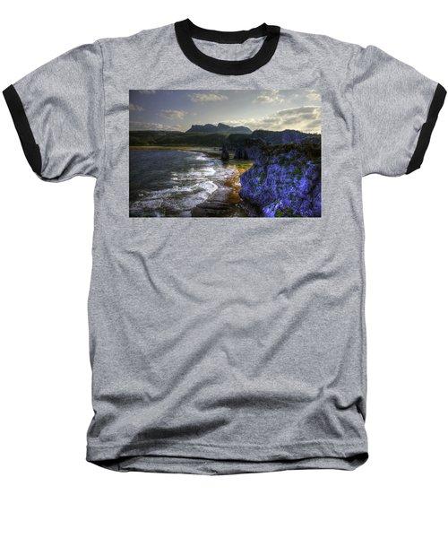 Cape Hedo Hdr Baseball T-Shirt