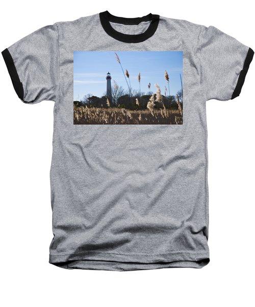 Cape May Light Baseball T-Shirt
