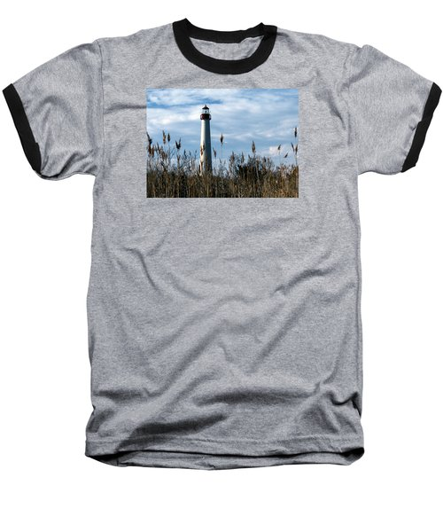 Cape May Light Baseball T-Shirt