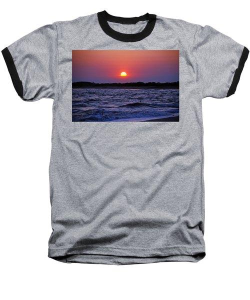Cape May Sunset Baseball T-Shirt