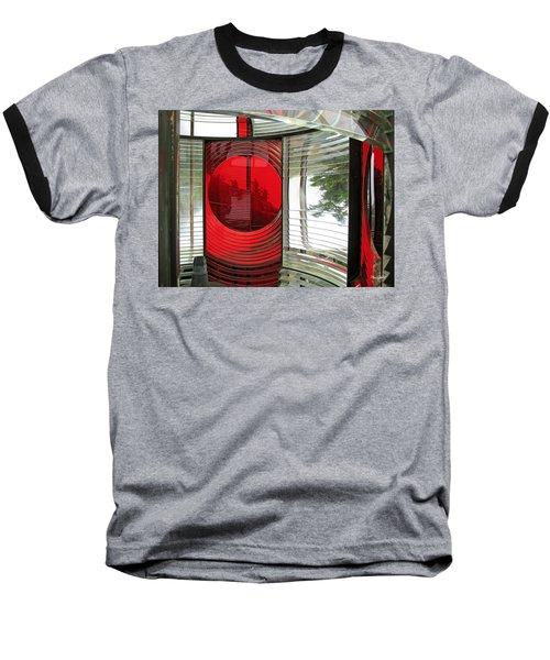 Cape Meares Light Baseball T-Shirt