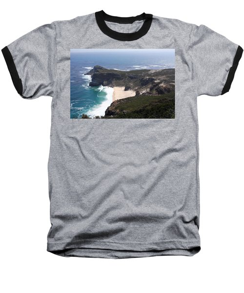 Cape Of Good Hope Coastline - South Africa Baseball T-Shirt