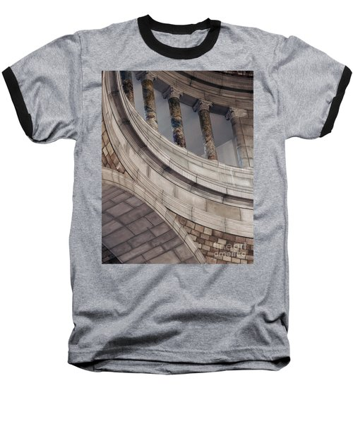 Capitol Curves Baseball T-Shirt