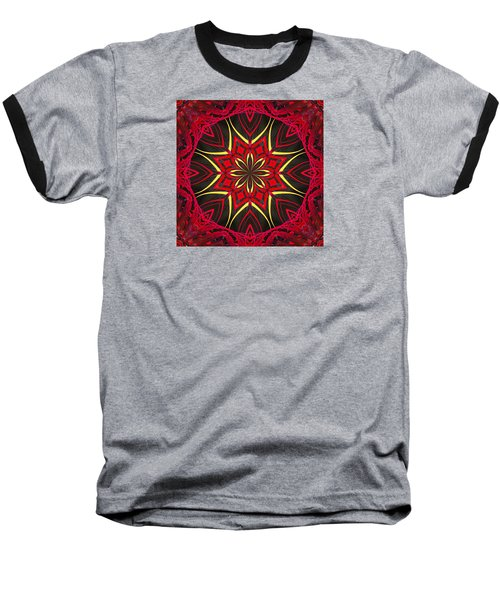 Baseball T-Shirt featuring the photograph Captive Star  by I'ina Van Lawick