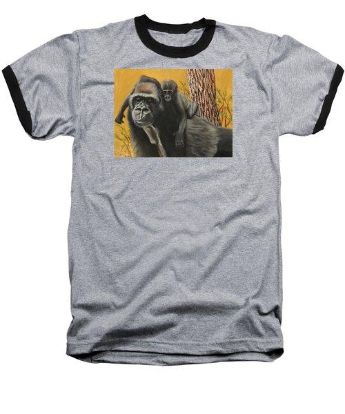 Captured Bernigie Baseball T-Shirt