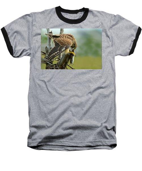 Captured II Baseball T-Shirt