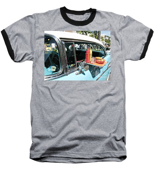 Car Hop Baseball T-Shirt