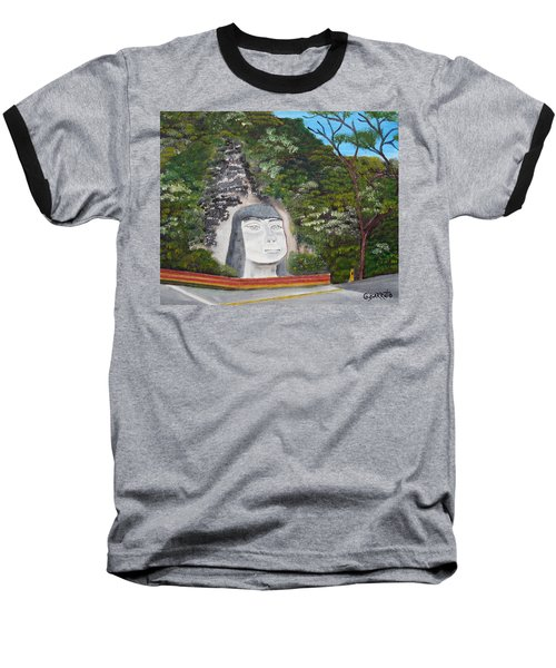 Cara De Indio En Isabela Baseball T-Shirt