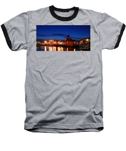 Cardiff Bay Baseball T-Shirt