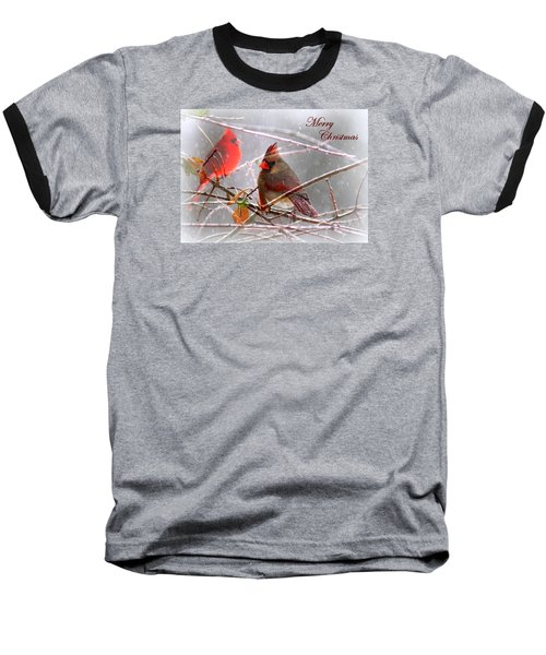 Cardinals - Male And Female - Img_003card Baseball T-Shirt
