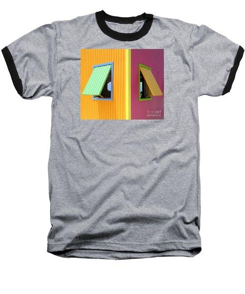 Caribbean Corner 3 Baseball T-Shirt