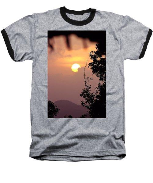 Caribbean Summer Solstice  Baseball T-Shirt