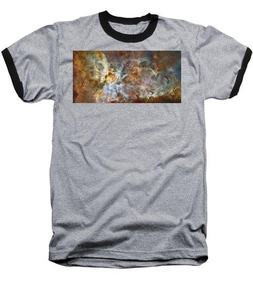 Carinae Nebula Baseball T-Shirt