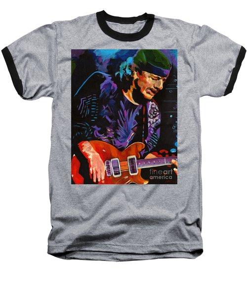 Supernatural.carlos Santana Baseball T-Shirt