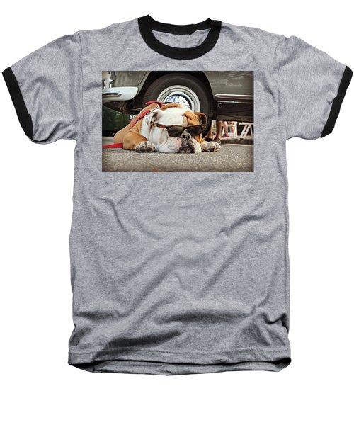Carmel Cool Dog Baseball T-Shirt