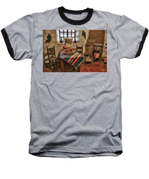 Carmel Mission 7 Baseball T-Shirt