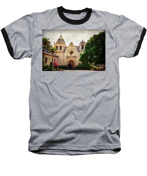Carmel Mission Baseball T-Shirt