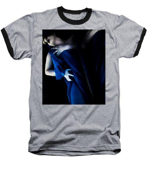 Carnal Blue Baseball T-Shirt