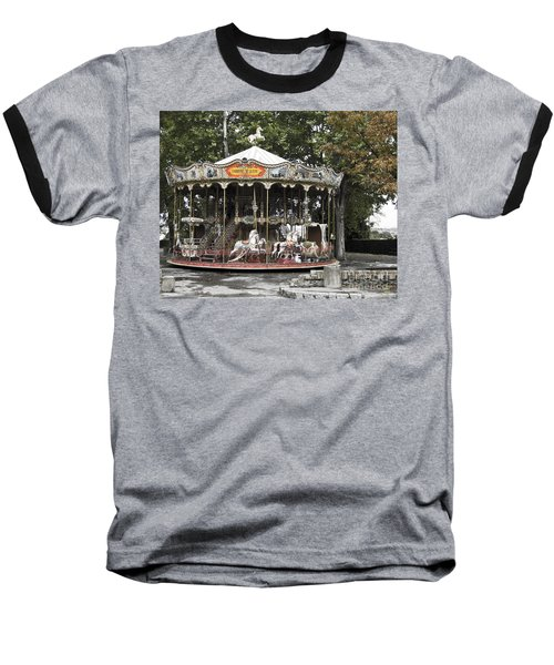 Carousel Baseball T-Shirt