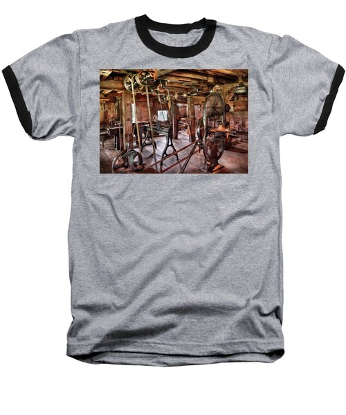 Carpenter - This Old Shop Baseball T-Shirt
