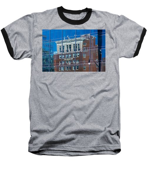 Carpenters Building Baseball T-Shirt
