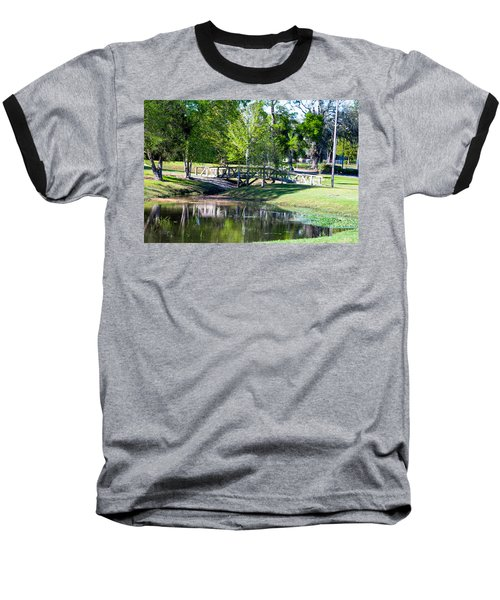 Carpenters Park 3 Baseball T-Shirt