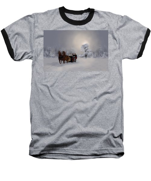 Carriage Baseball T-Shirt