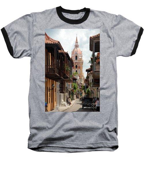 Cartagena Baseball T-Shirt by Jola Martysz