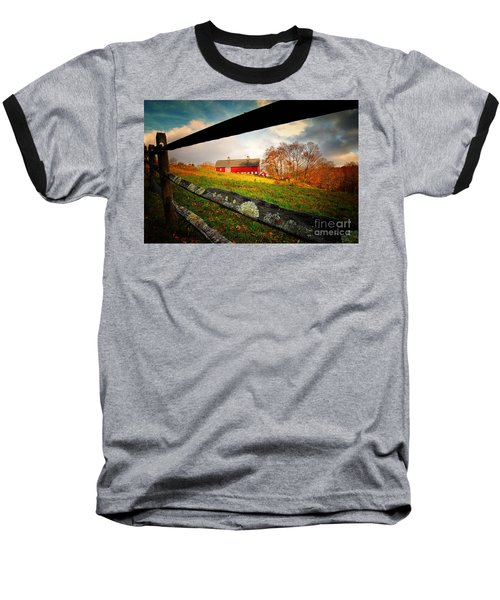 Carter Farm Connecticut Baseball T-Shirt