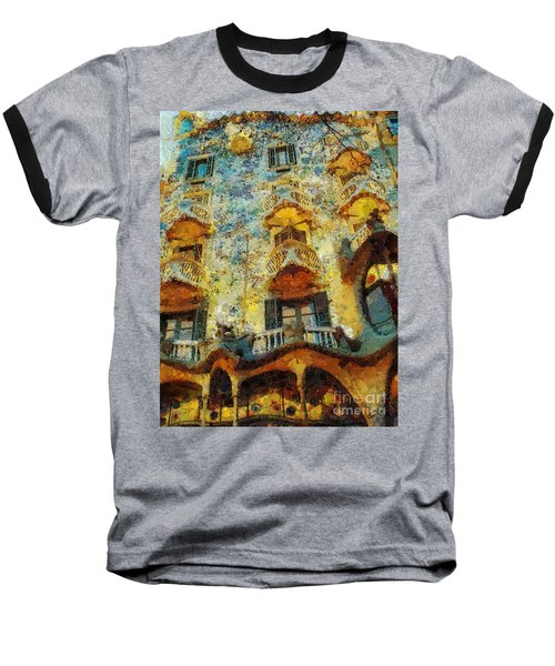 Casa Battlo Baseball T-Shirt