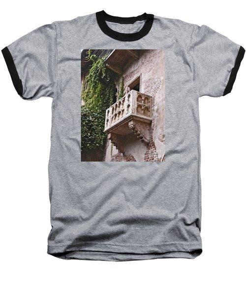 Casa Di Giulietta Baseball T-Shirt