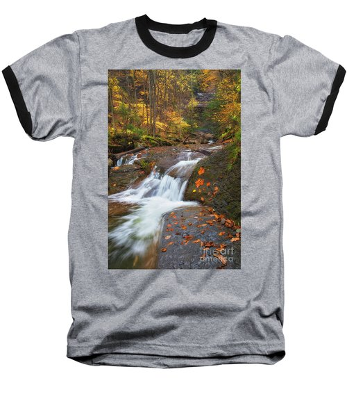 Cascade In The Glen Baseball T-Shirt