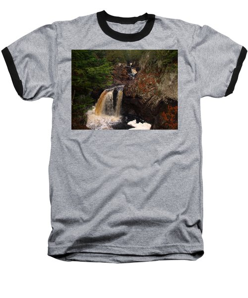 Cascade River Baseball T-Shirt