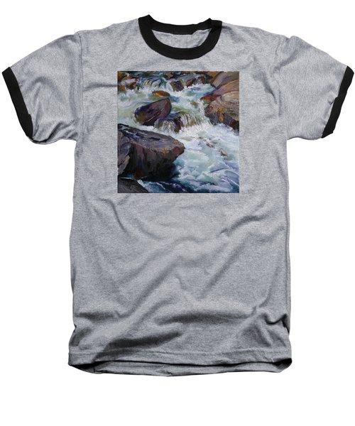 Cascades After Daniel Edmondson Baseball T-Shirt